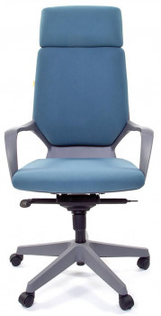 Кресло офисное CHAIRMAN 230 Grey 1