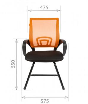 Кресло посетителя CHAIRMAN 696 V 2