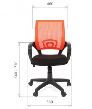 Кресло офисное CHAIRMAN 696 Black 4