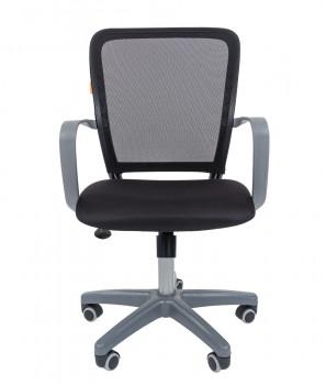 Кресло офисное CHAIRMAN 698 Grey 2