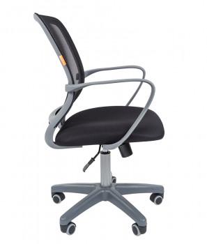 Кресло офисное CHAIRMAN 698 Grey 1