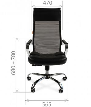 Кресло руководителя CHAIRMAN 700 сетка 2
