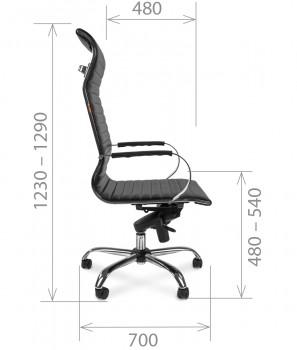 Кресло руководителя CHAIRMAN 710 1