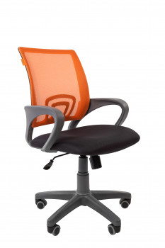 Кресло офисное CHAIRMAN 696 Grey 4
