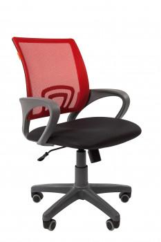 Кресло офисное CHAIRMAN 696 Grey 3
