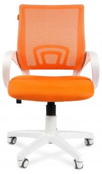Кресло офисное CHAIRMAN 696 White 1