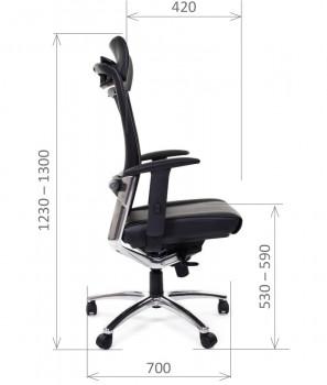 Кресло руководителя CHAIRMAN Ergo 281 1