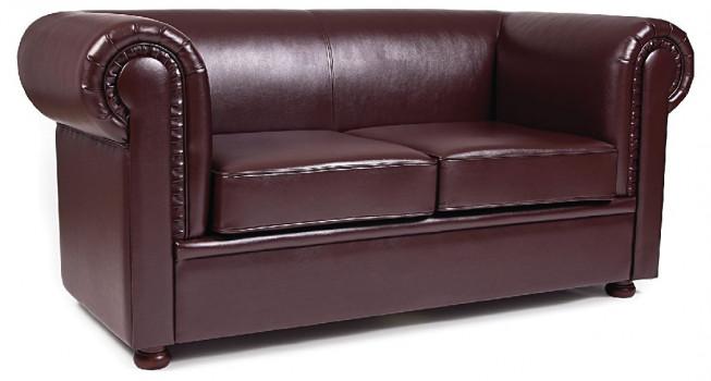 Офисный диван CHAIRMAN Честер Лайт двухместный 1
