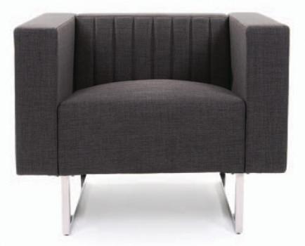Офисное мягкое кресло CHAIRMAN Venta Вента 1