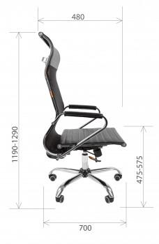 Кресло руководителя CHAIRMAN 701 1